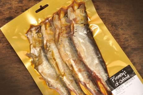 Smoked Sardines (225g)