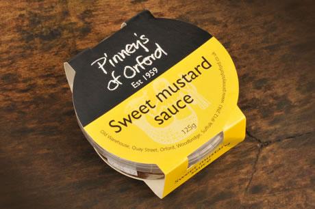 Sweet Mustard Sauce