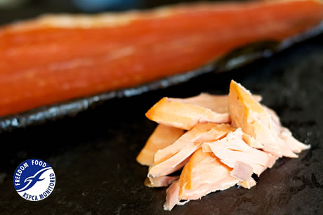 Freedom Farmed Scottish Smoked Salmon