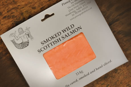 Hand Sliced Wild Scottish (227g)