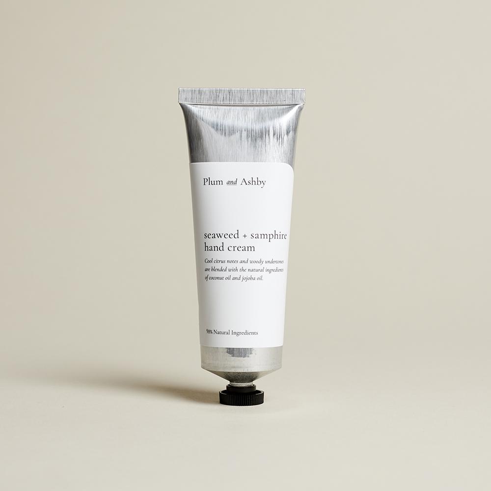 Plum and Ashby Seaweed & Samphire Hand Cream