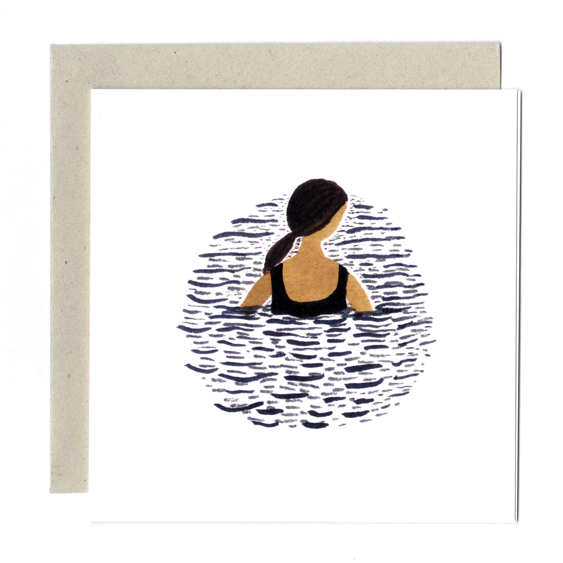 ONE IN THE SEA CARD