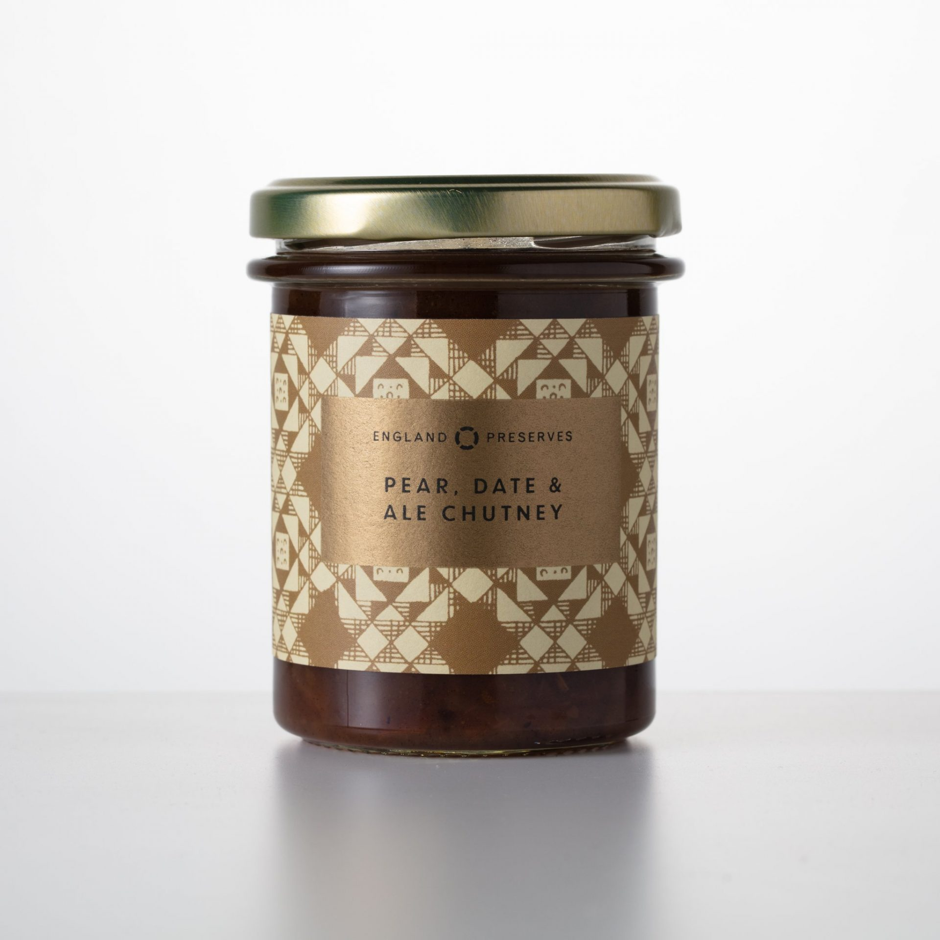 England Preserves Pear and Date Chutney