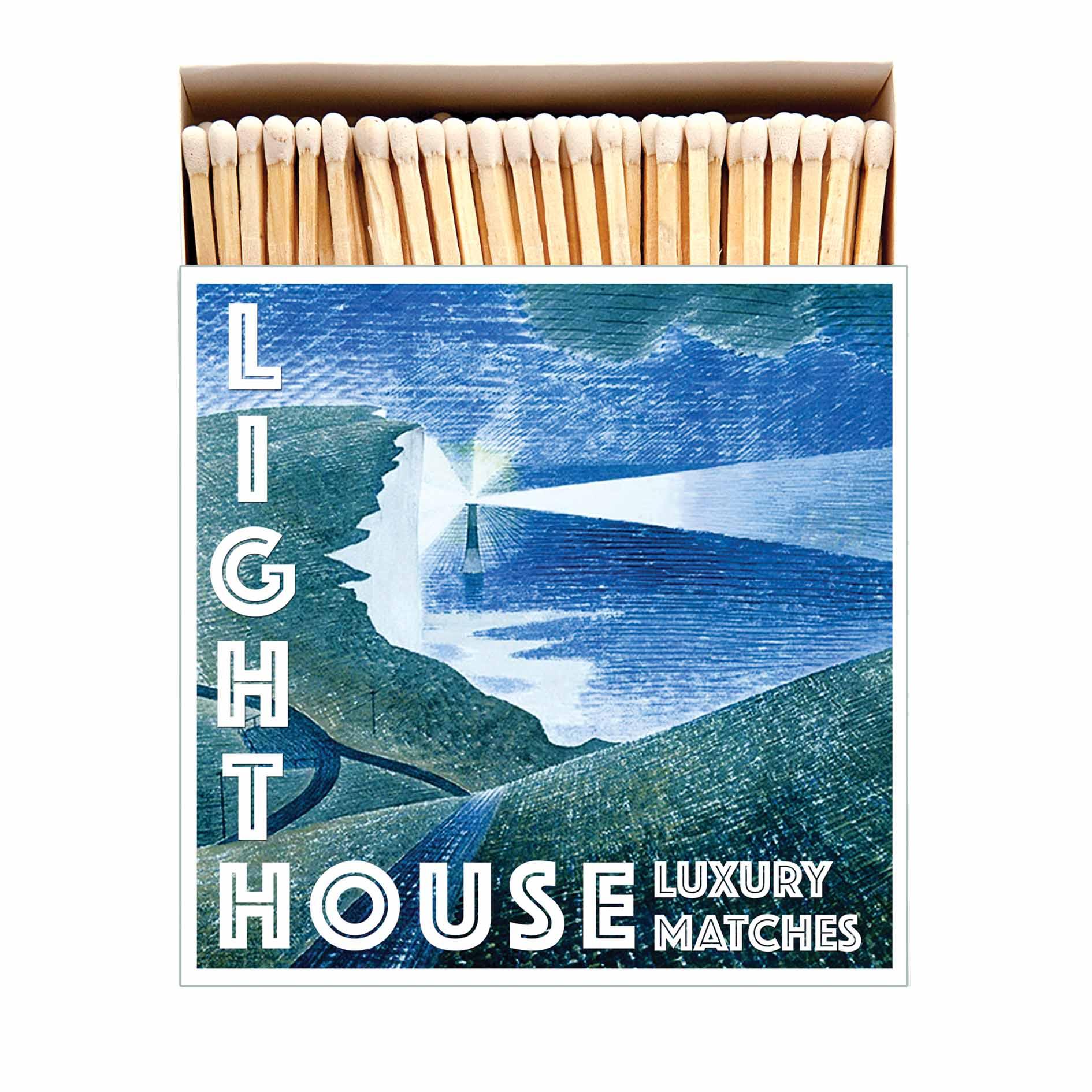 Archivist Beachy Head Match Box
