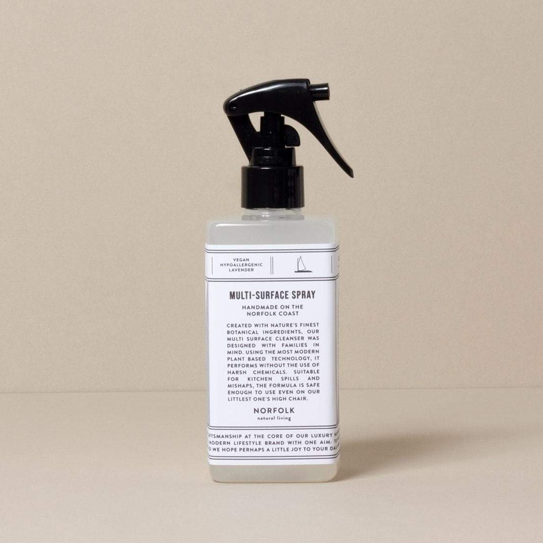 Norfolk Natural Living Multi Surface Cleaning Spray