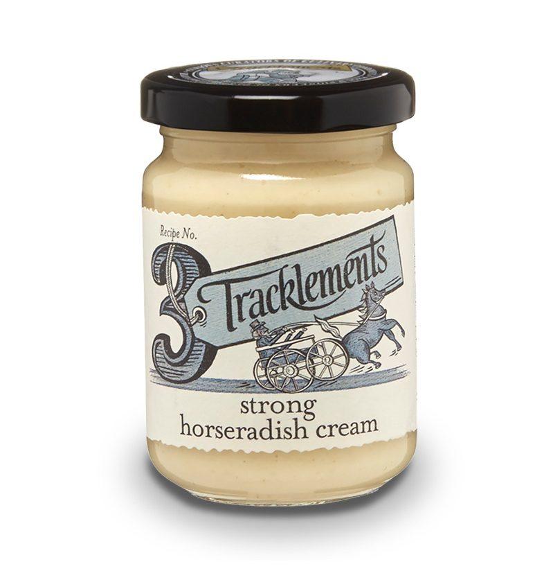Tracklements Strong Horseradish Cream