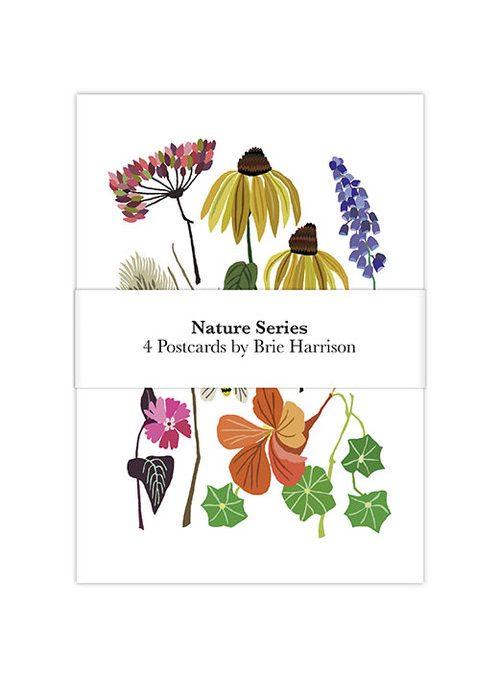 Brie Harrison Nature Series Postcard Pack