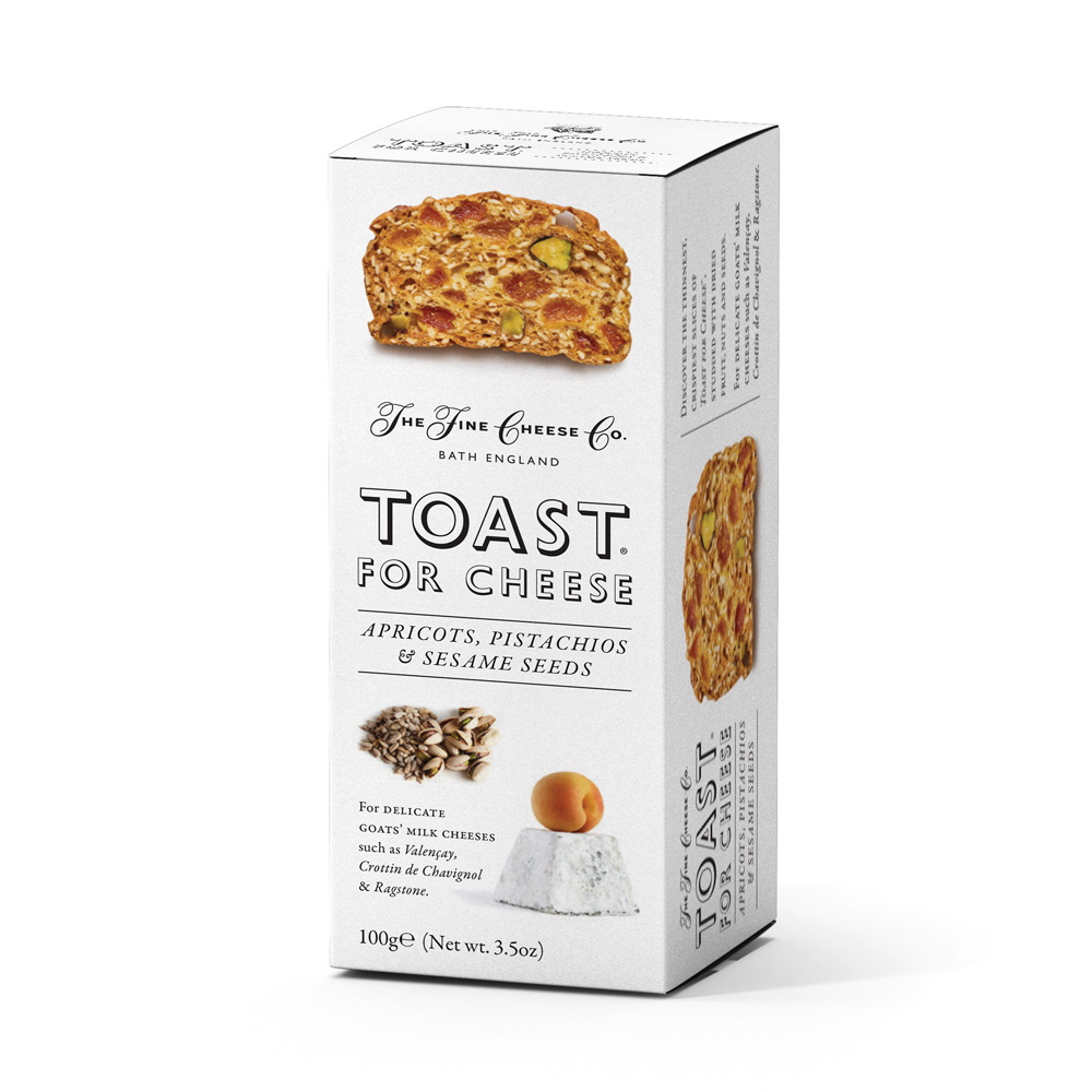 The Fine Cheese Co Toast for Cheese