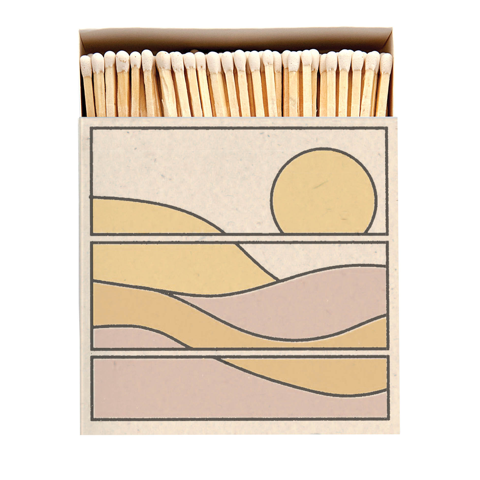 Archivist Landscape Match box