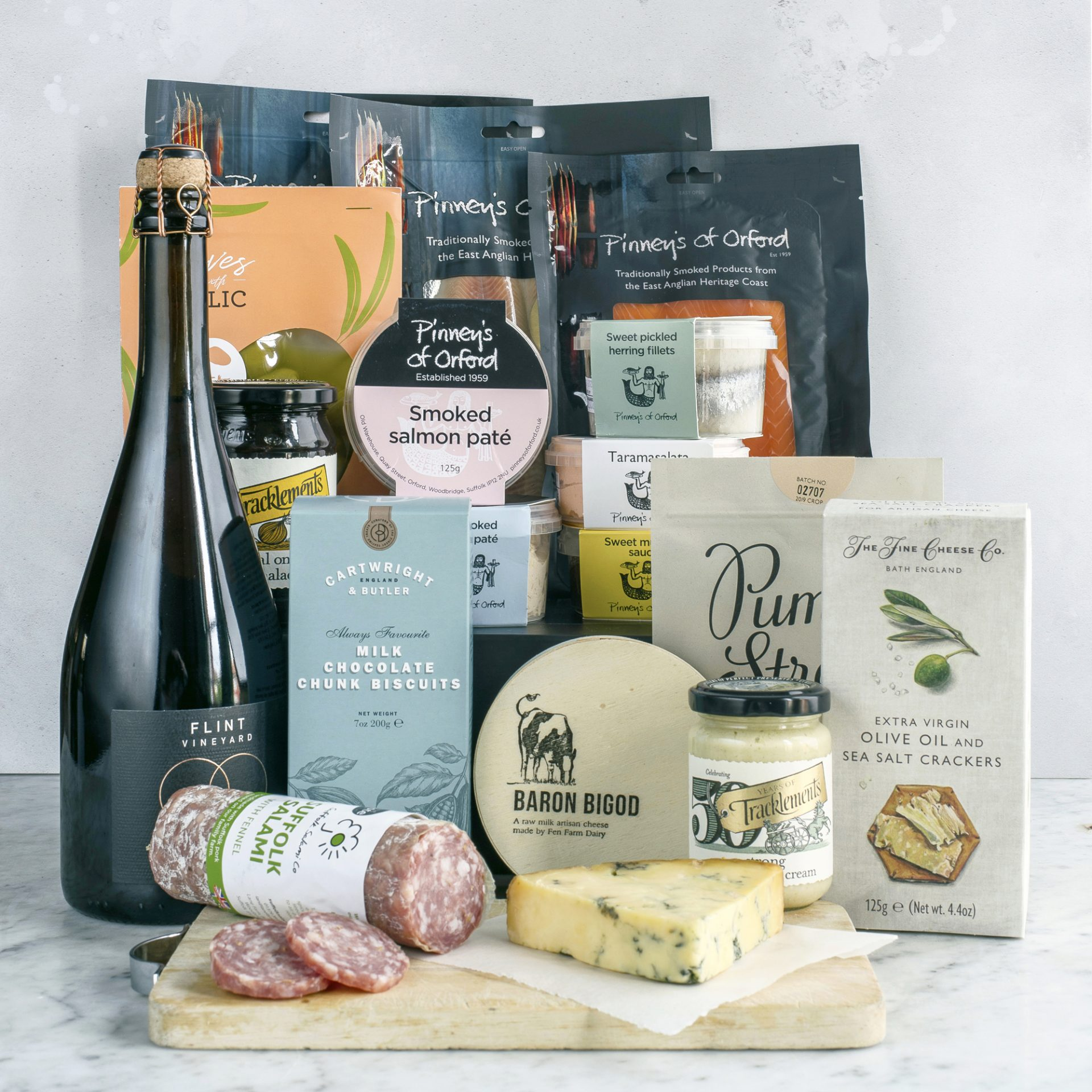 Pinney's Luxury Hamper