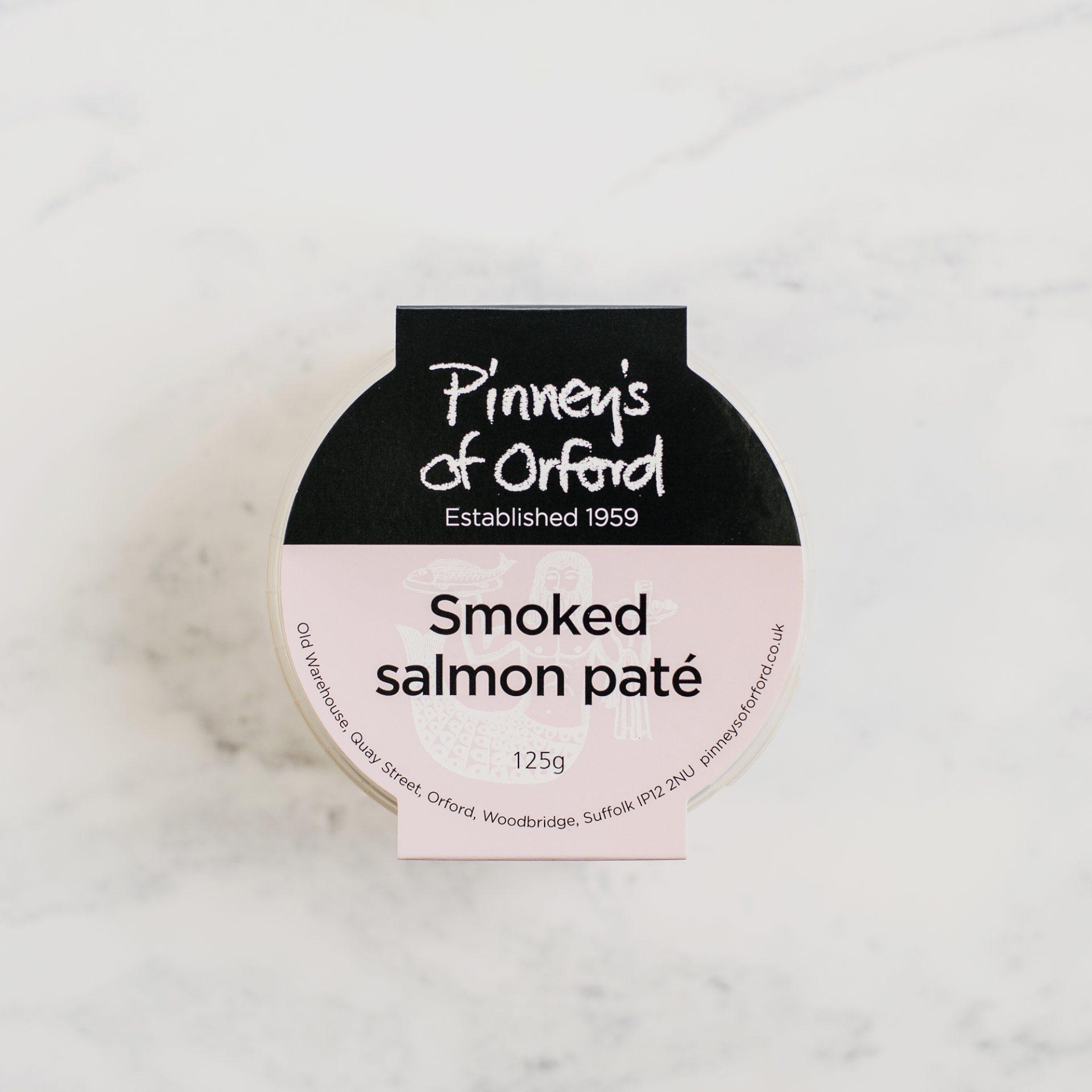 Smoked Salmon Paté