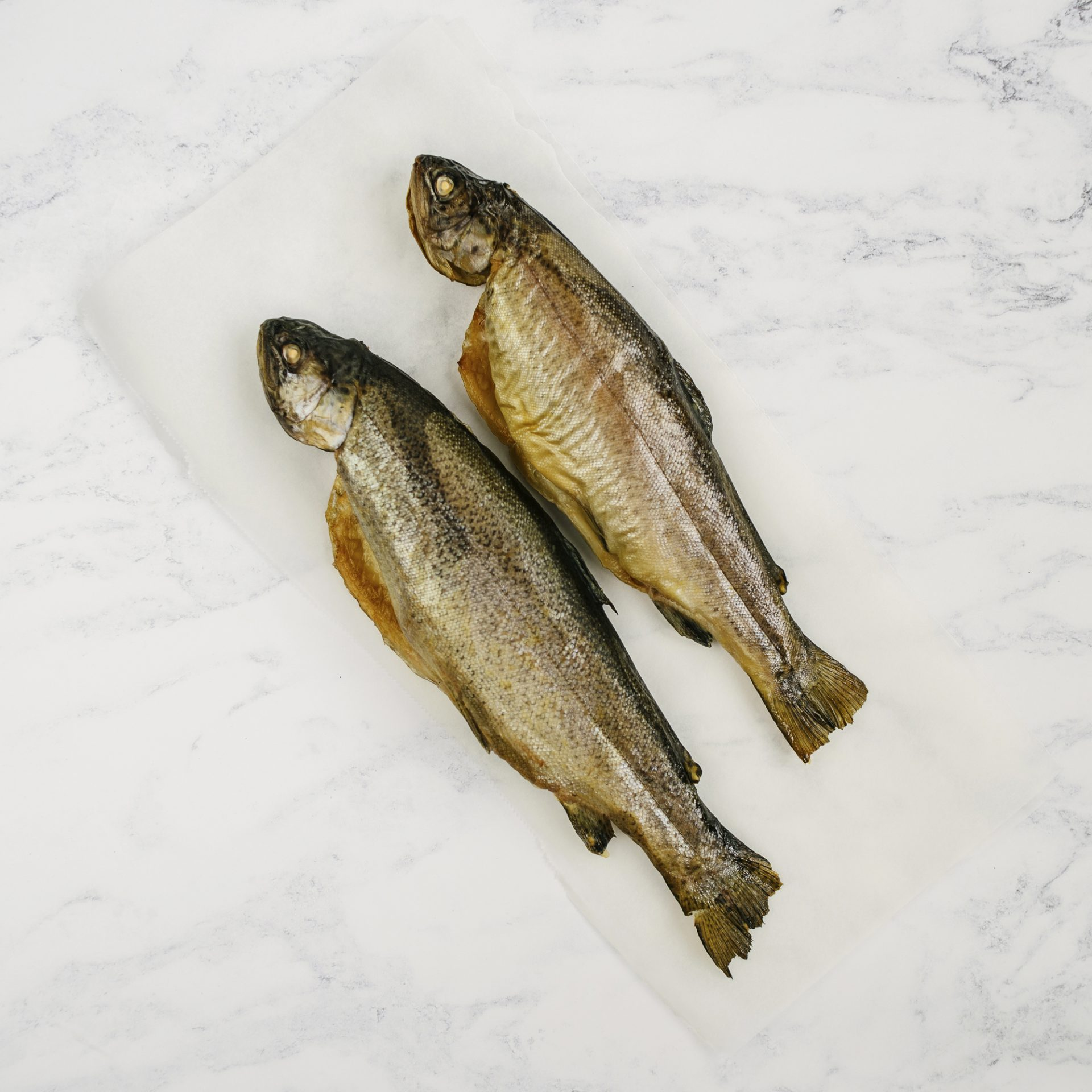 Whole Smoked Trout (1pair)