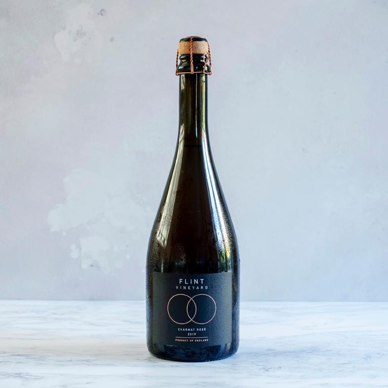 Flint vineyard Charmat Rosé 2019
