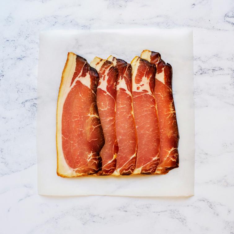 Traditional Suffolk Bacon