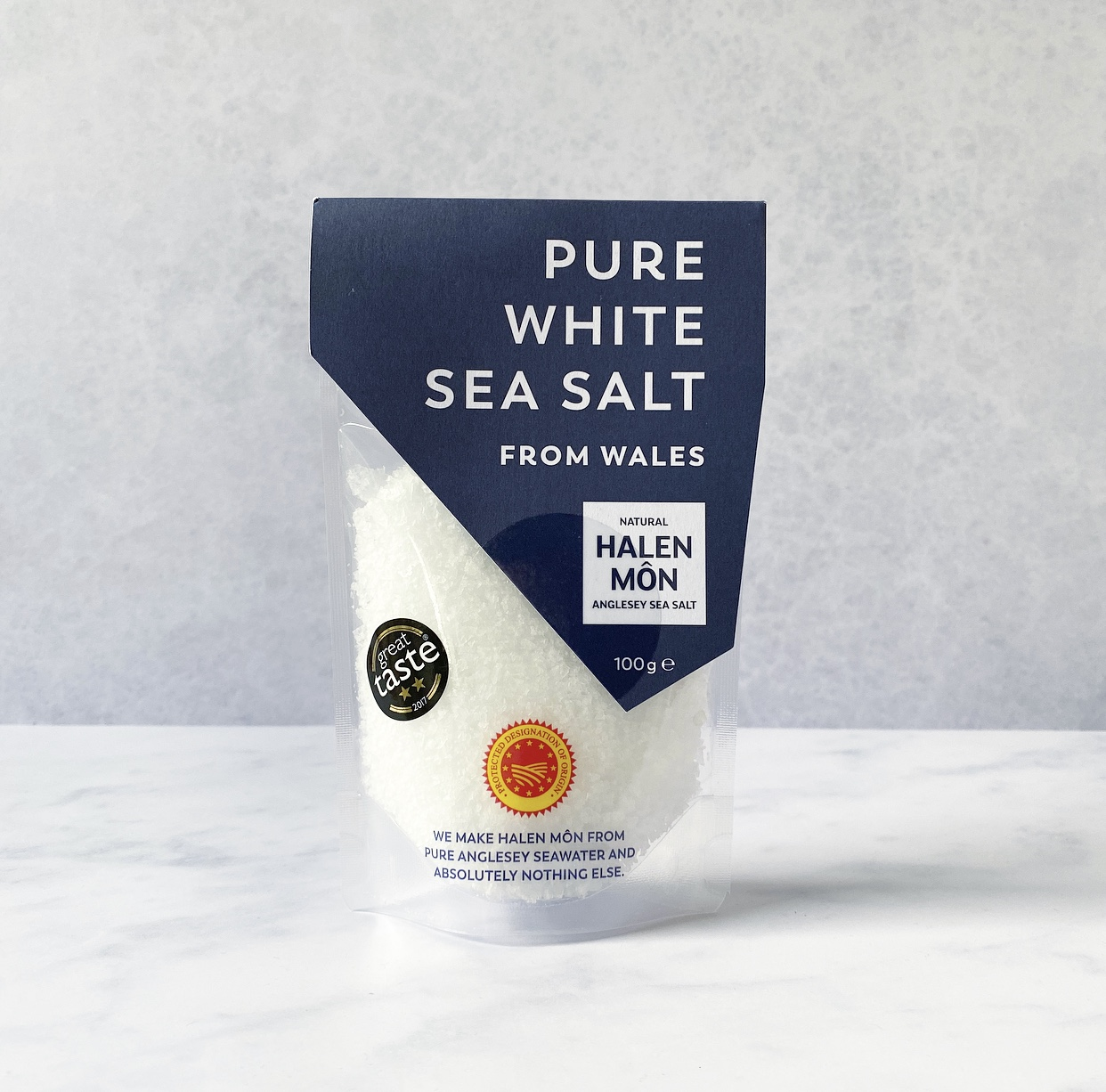 Halen Môn Pure White Sea Salt