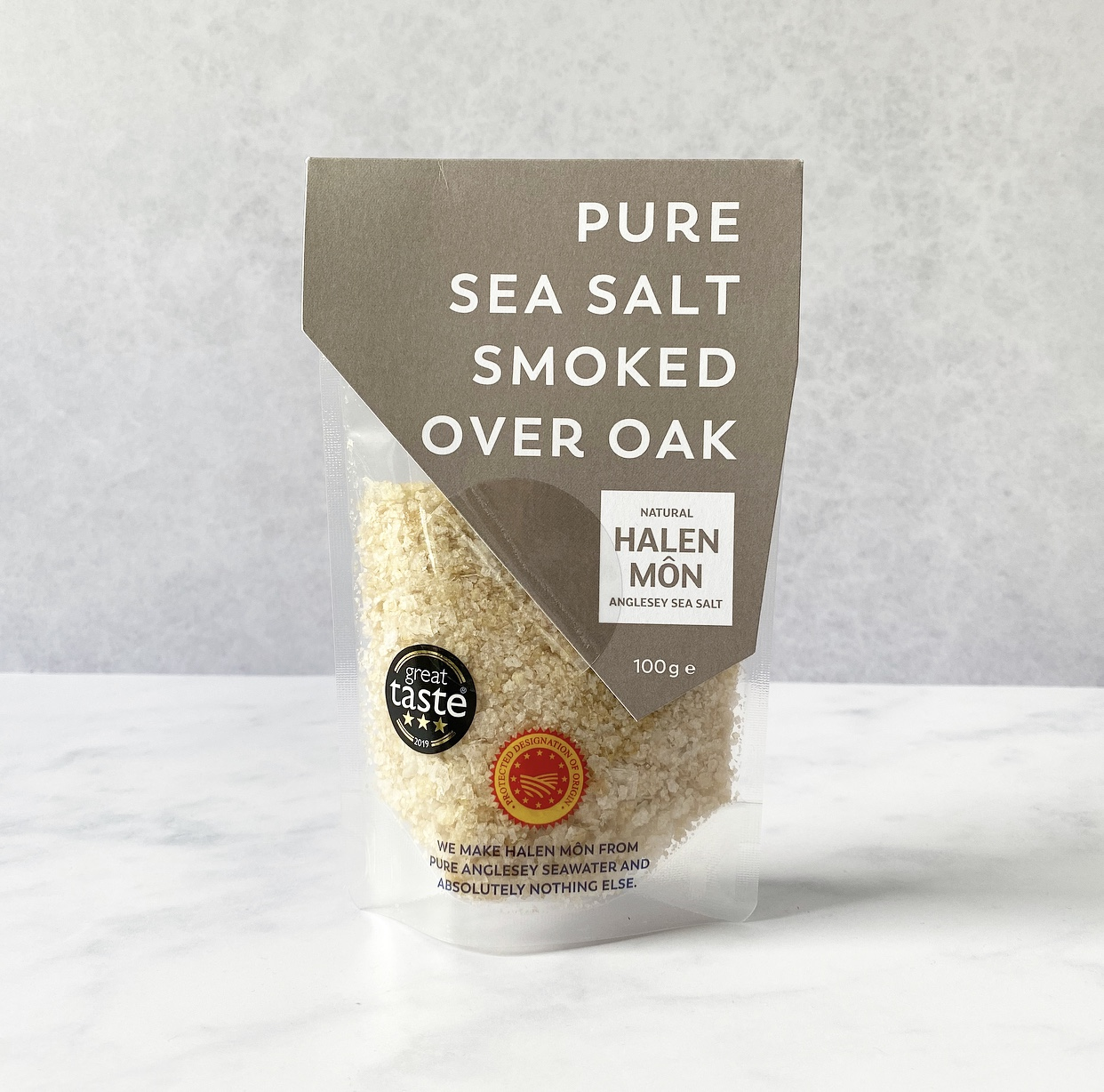 Halen Môn Pure Sea Salt Smoked Over Oak