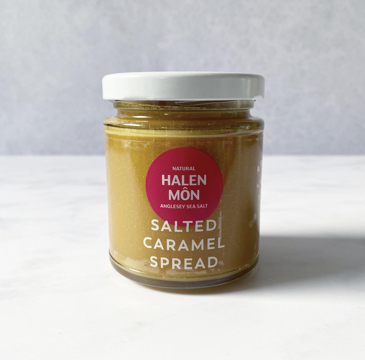 Halen Môn Salted Caramel  Spread