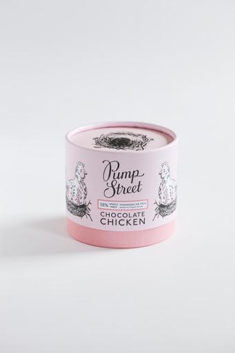 Pump Street Milk Chocolate Chicken