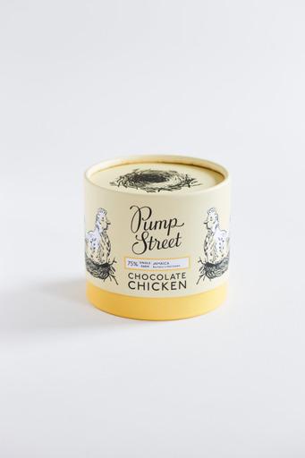 Pump Street Dark Chocolate Chicken