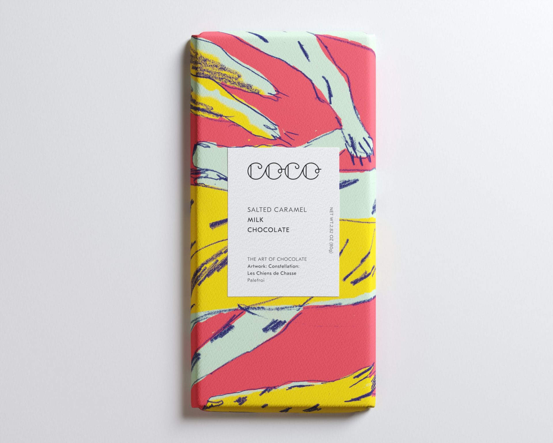Coco Chocolatier Salted Caramel