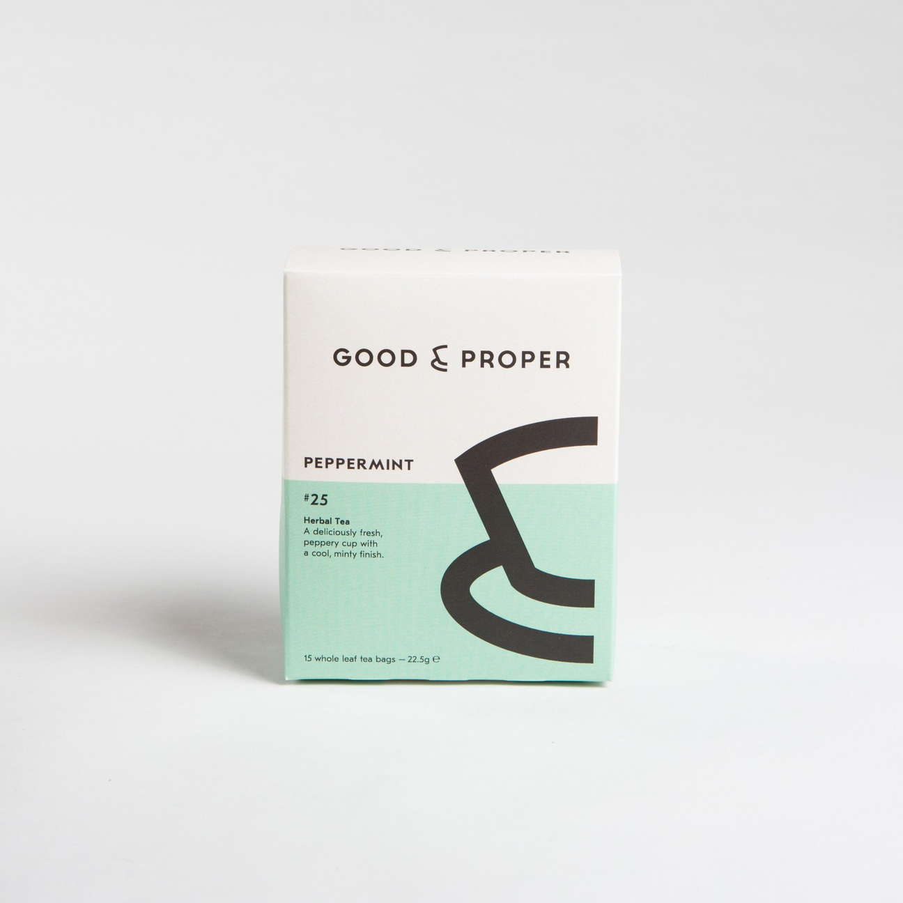 Good and Proper Peppermint – Tea Bags