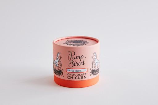 Pump Street Oat Milk Chocolate Chicken