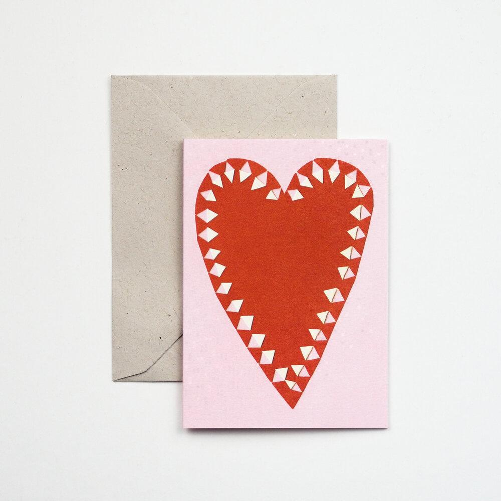 Hadley Paper Goods Little Heart