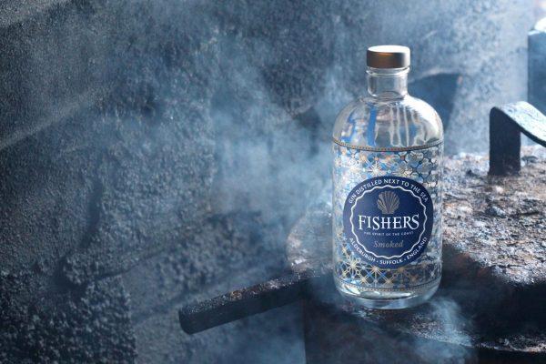 Fishers Gin 1x Bottles